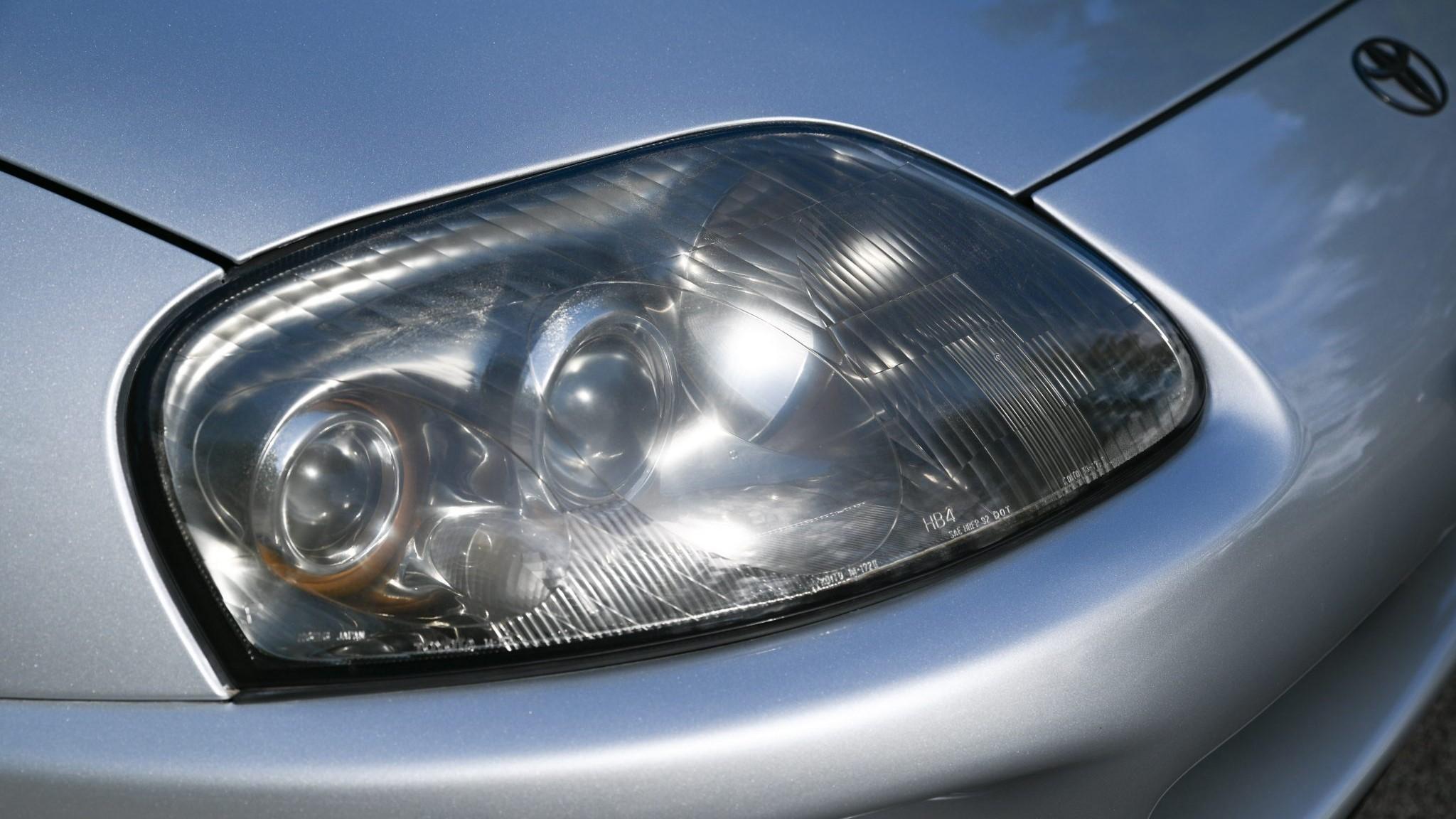 The Toyota RZ Headlamp