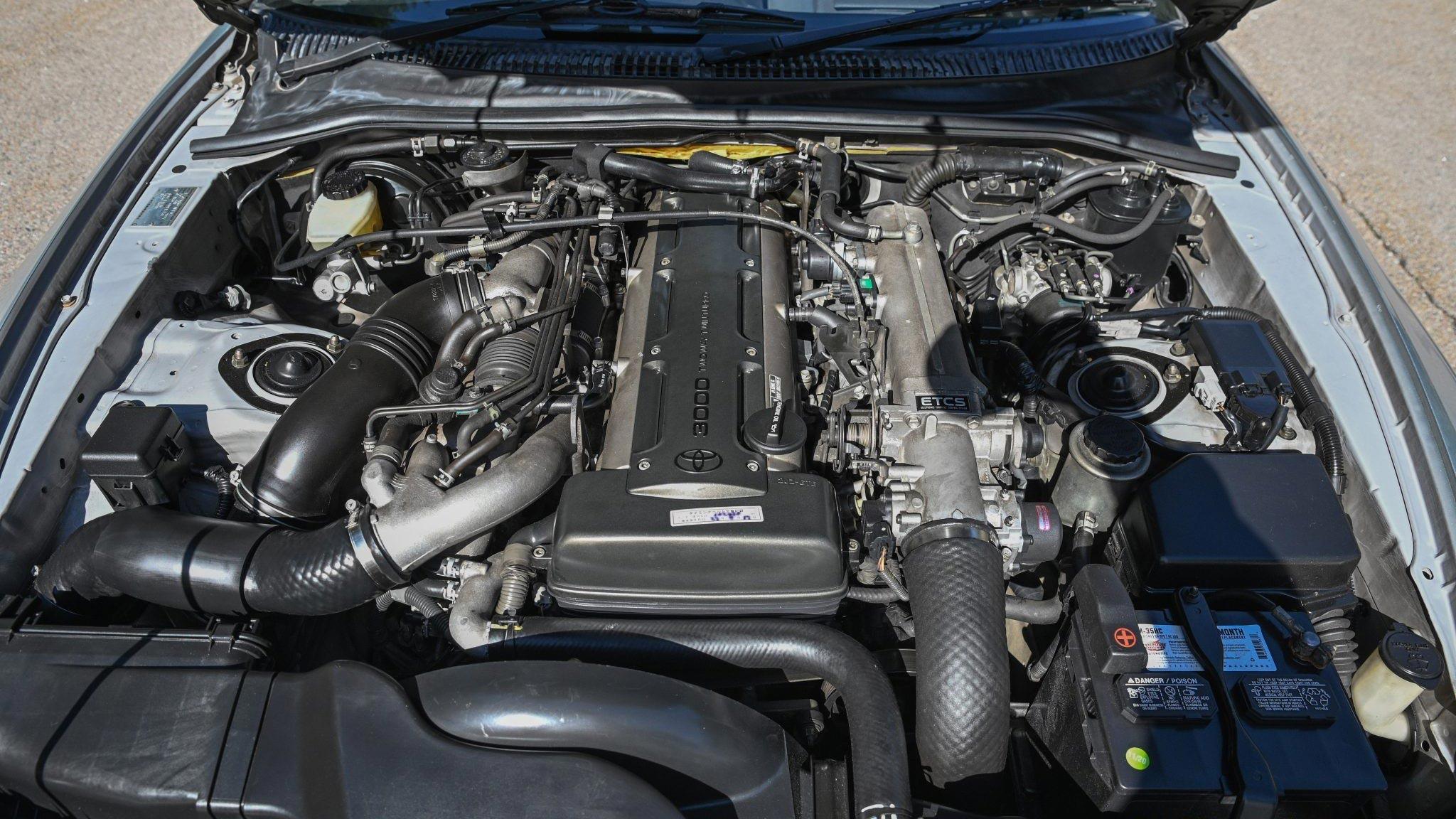 The Toyota RZ Engine