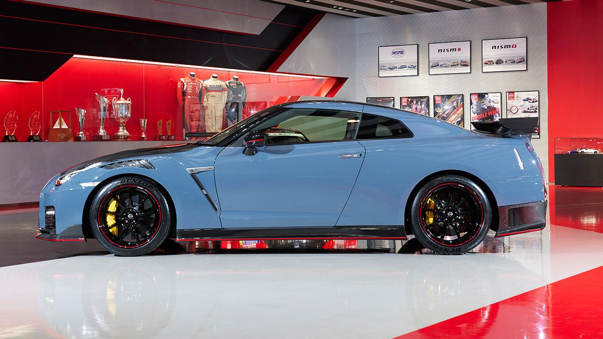 The Nissan GT-R Nismo Profile