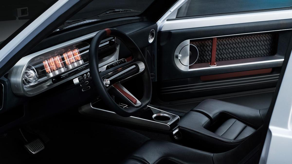 The Hyundai Pony Steering Wheel