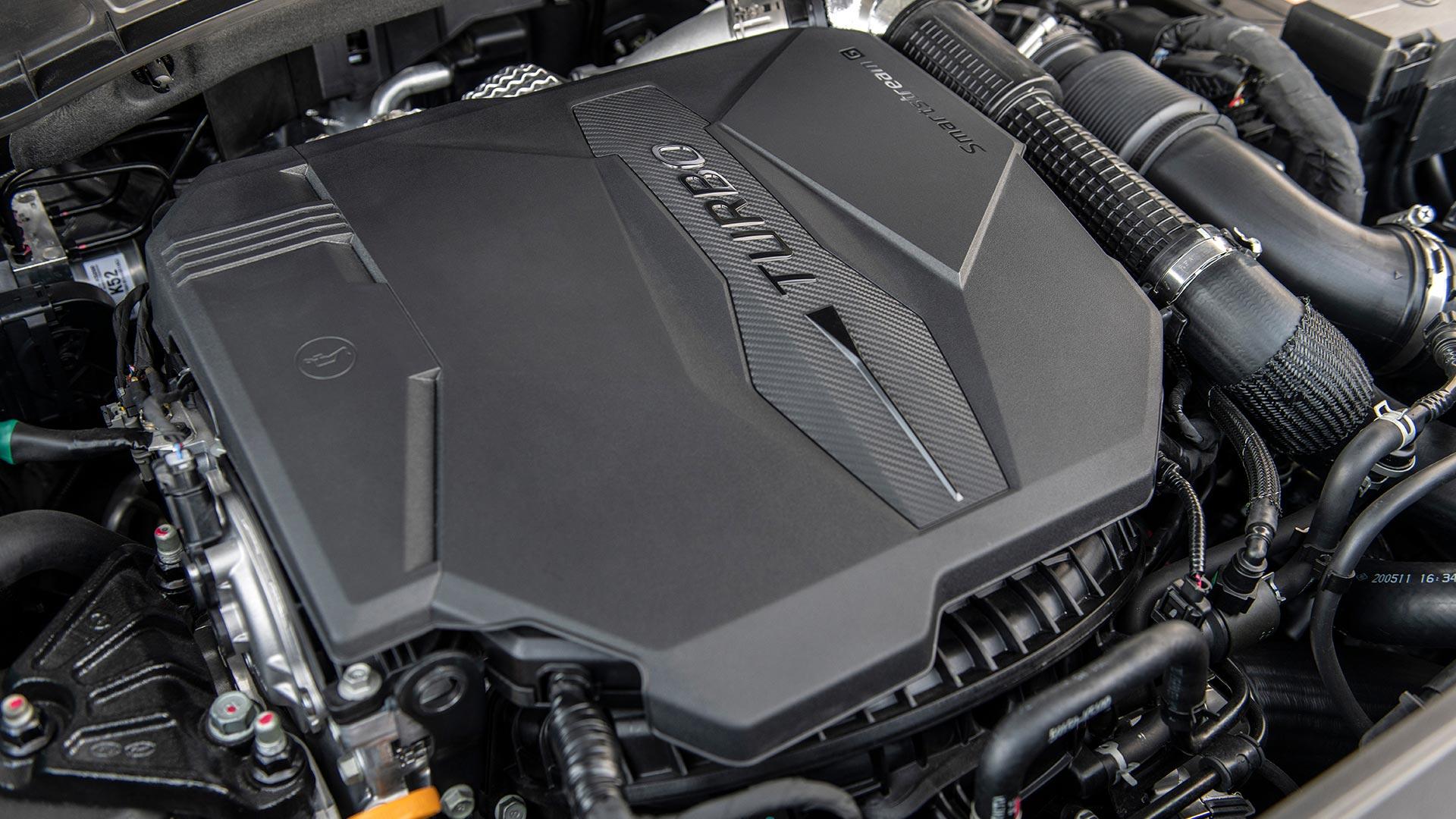 Hyundai Santa Cruz Engine