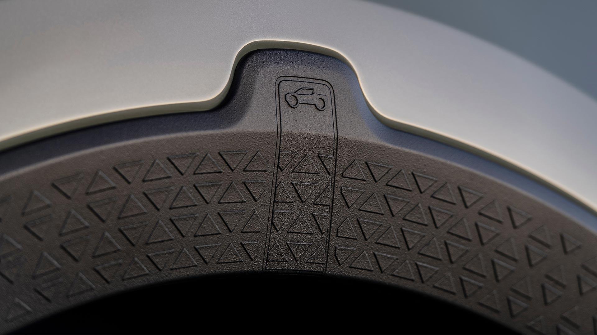 Hyundai Santa Cruz Detail
