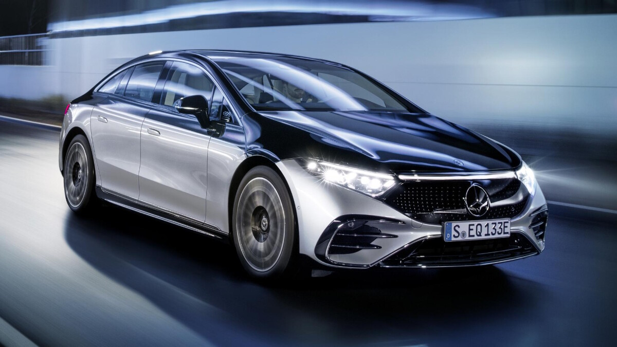 Mercedes-Benz has finally revealed the EQS