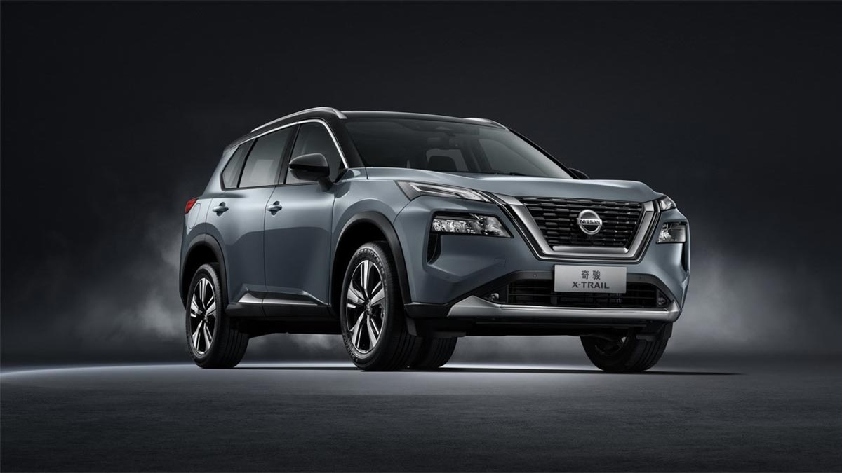 Nissan launches the next-gen X-Trail in China with a new turbocharged engine