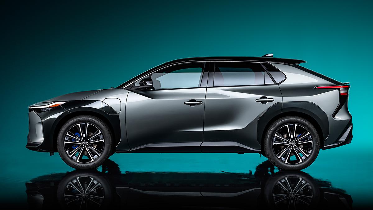 The Toyota bZ4X Profile