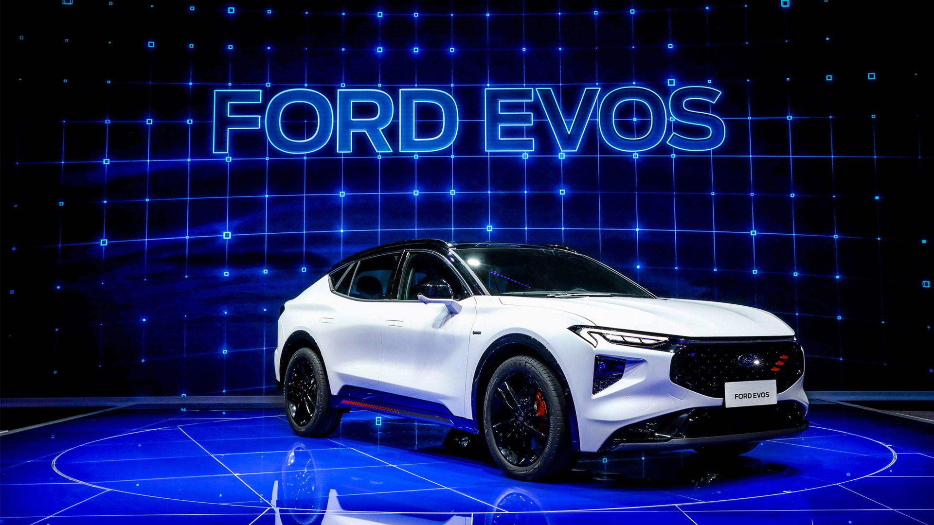 The Ford Evos Showroom