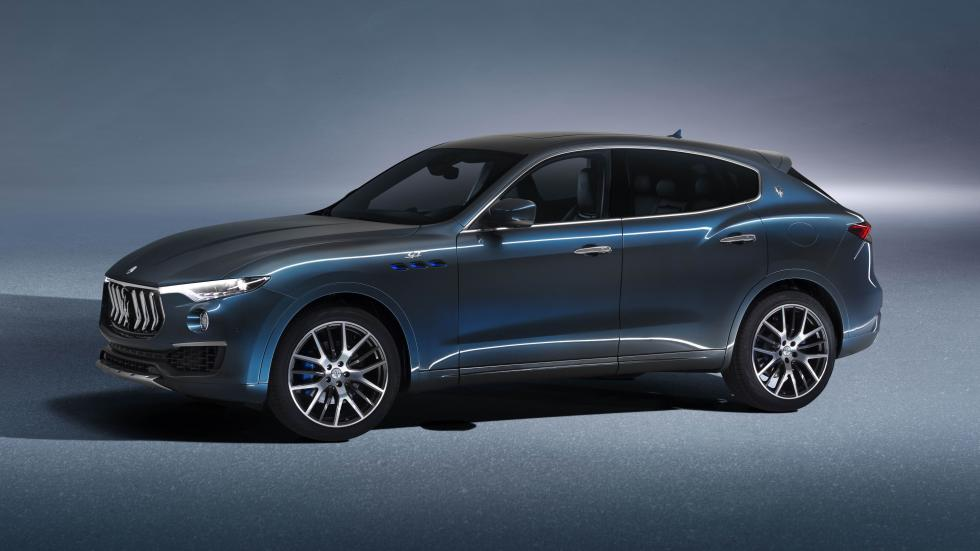The Maserati Levante Hybrid