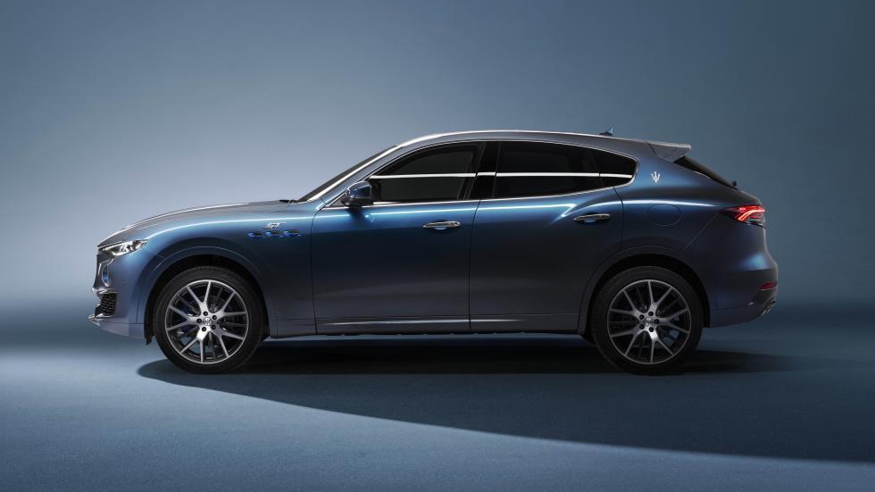 The Maserati Levante Hybrid Profile