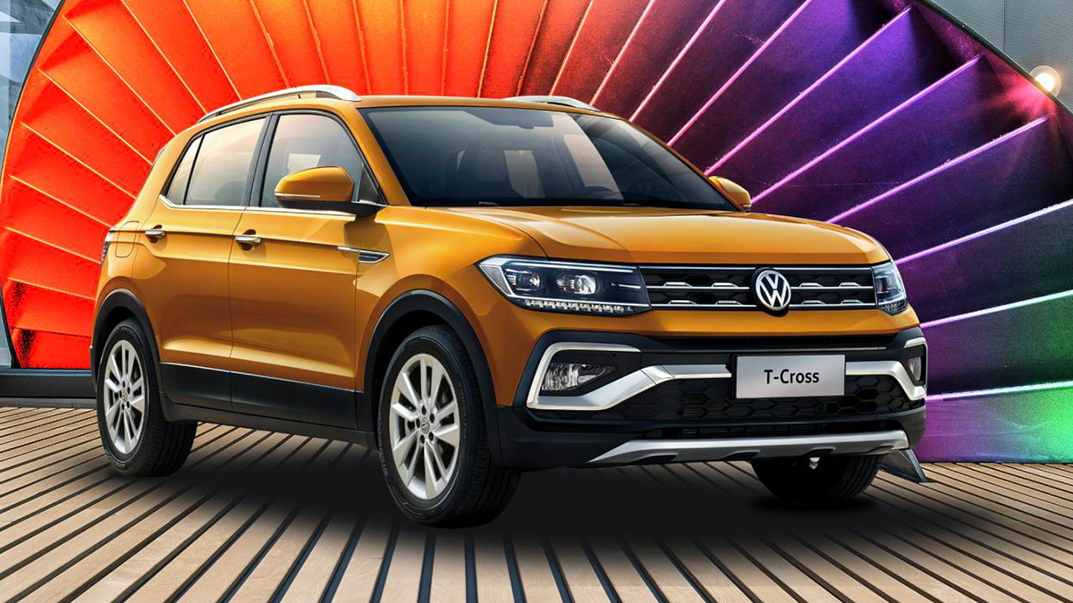 The Volkswagen T-Cross will be start at P1.098-M in PH