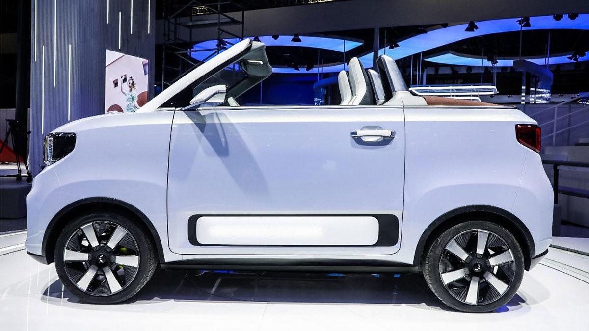 The Wuling Hong Guang Mini EV Profile