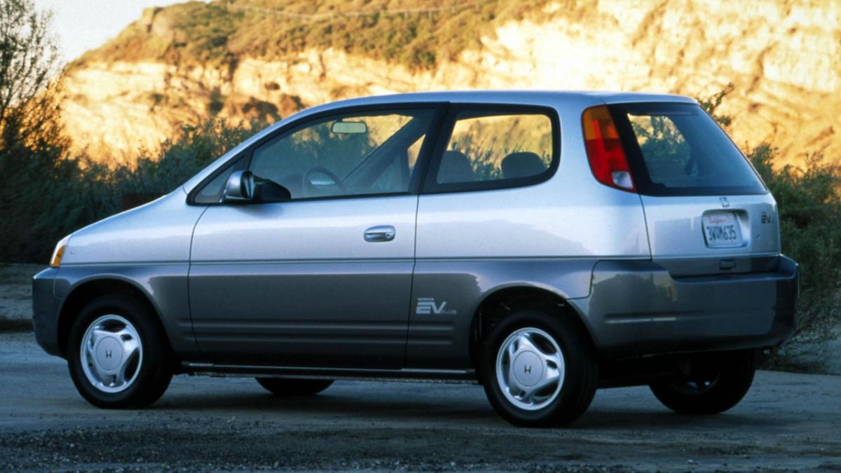 The Honda EV Plus Profile