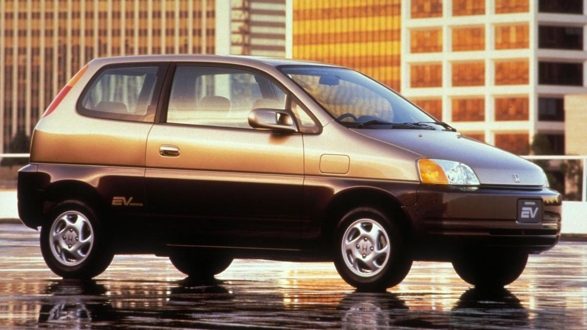 The Honda EV Plus Alternative Profile