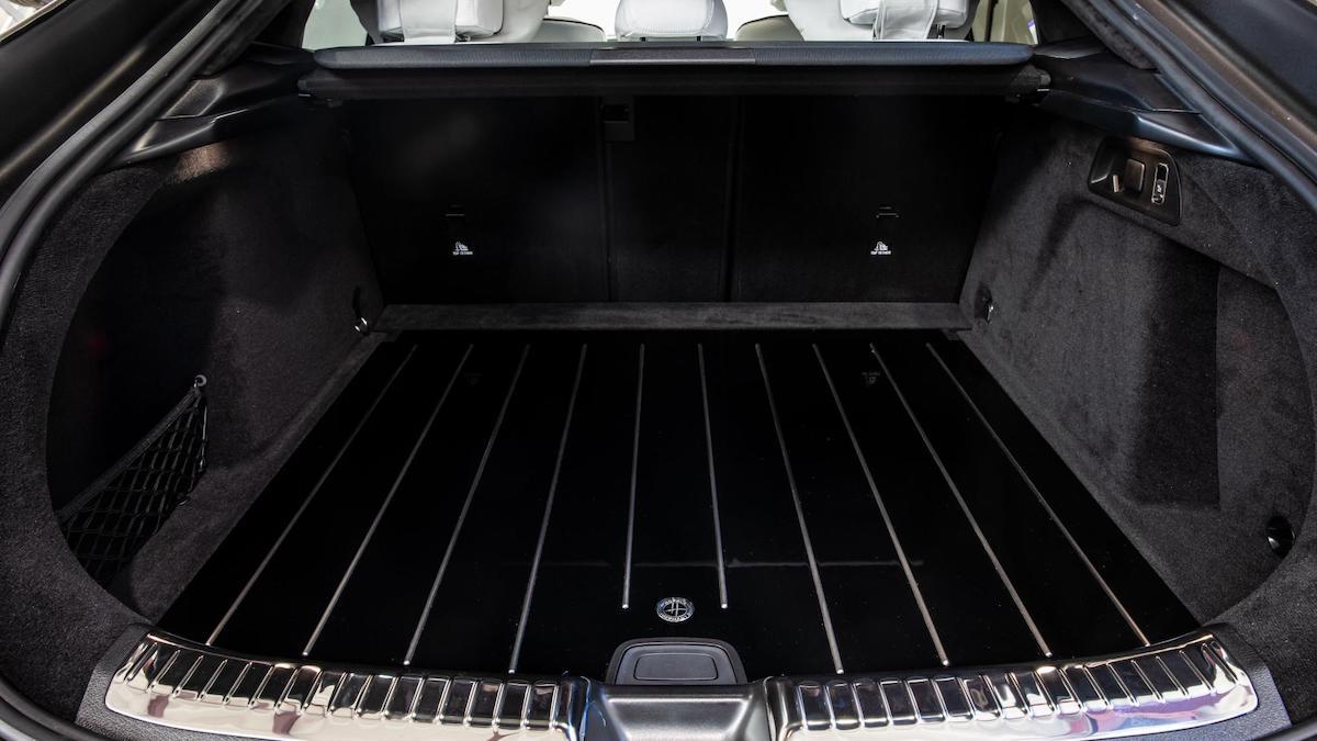 The Hofele Ultimate HGLE Coupe Trunk