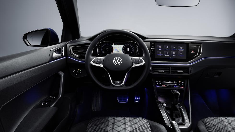 The Volkswagen Polo Steering Wheel