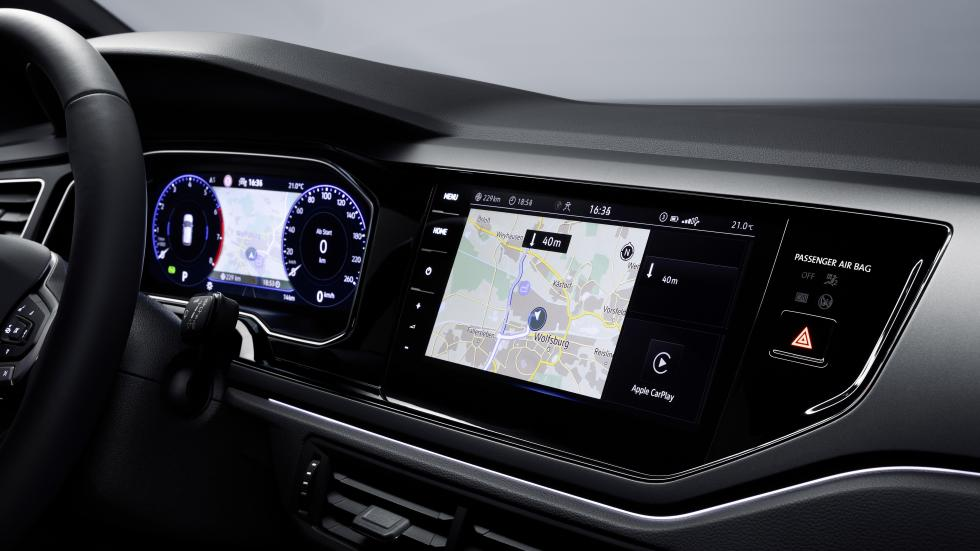 The Volkswagen Polo Infotainment System