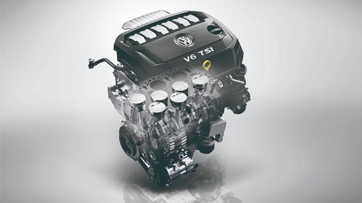 The Volkswagen Talagon Engine