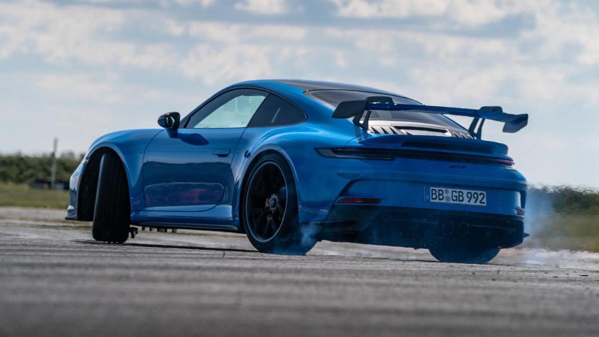 The Porsche 911 GT3