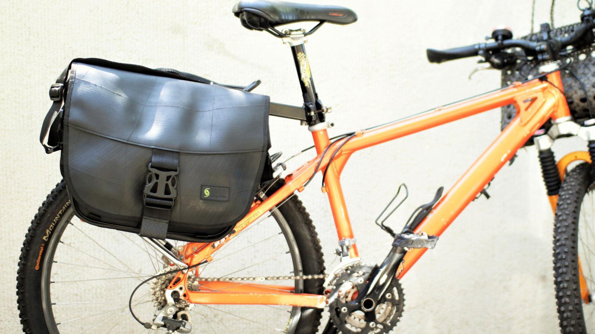 The Siklo Pilipinas Messenger Bag