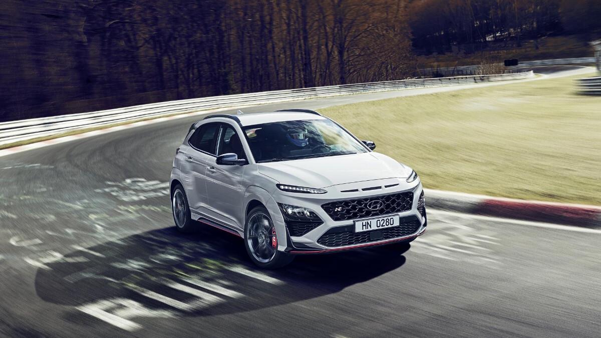 The Hyundai Kona N On the Road