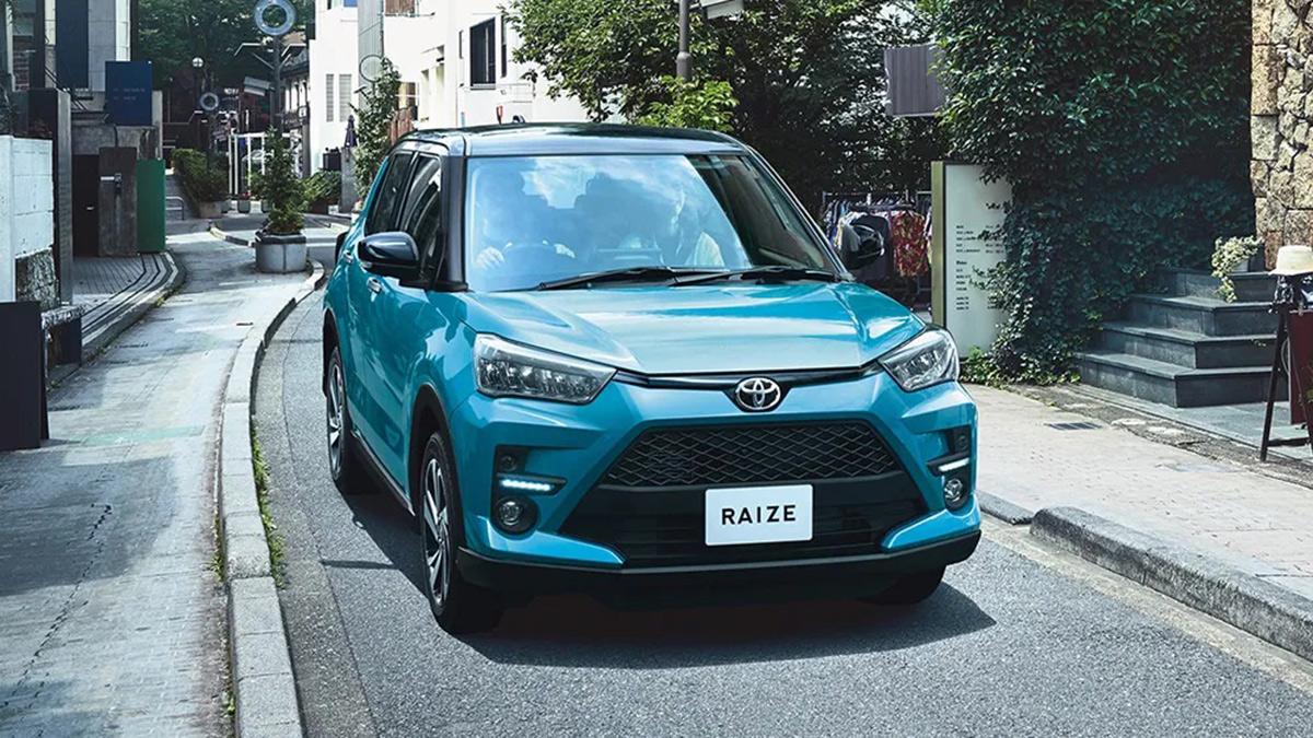 The Toyota Raize