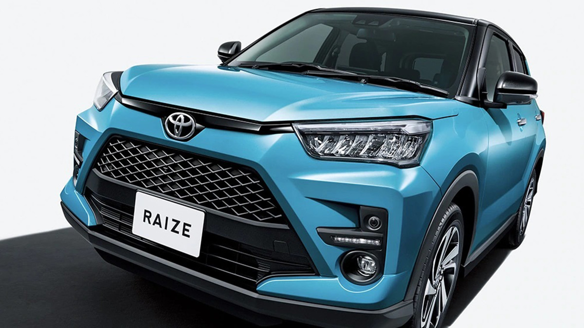 The Toyota Raize is set to debut in Indonesia