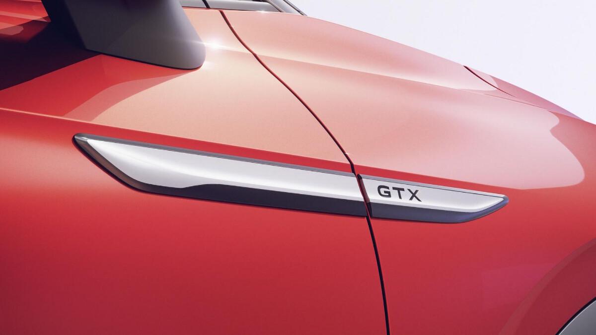 The 2022 Volkswagen ID.4 GTX Emblem