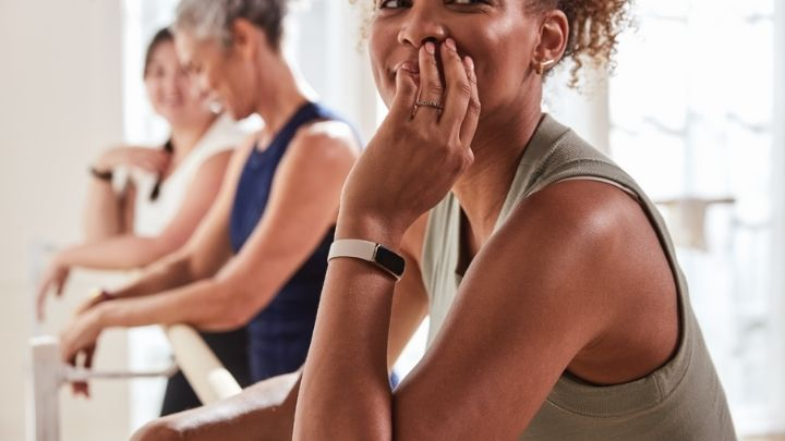 The 2021 Fitbit Luxe