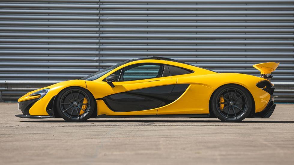 The McLaren P1 Profile