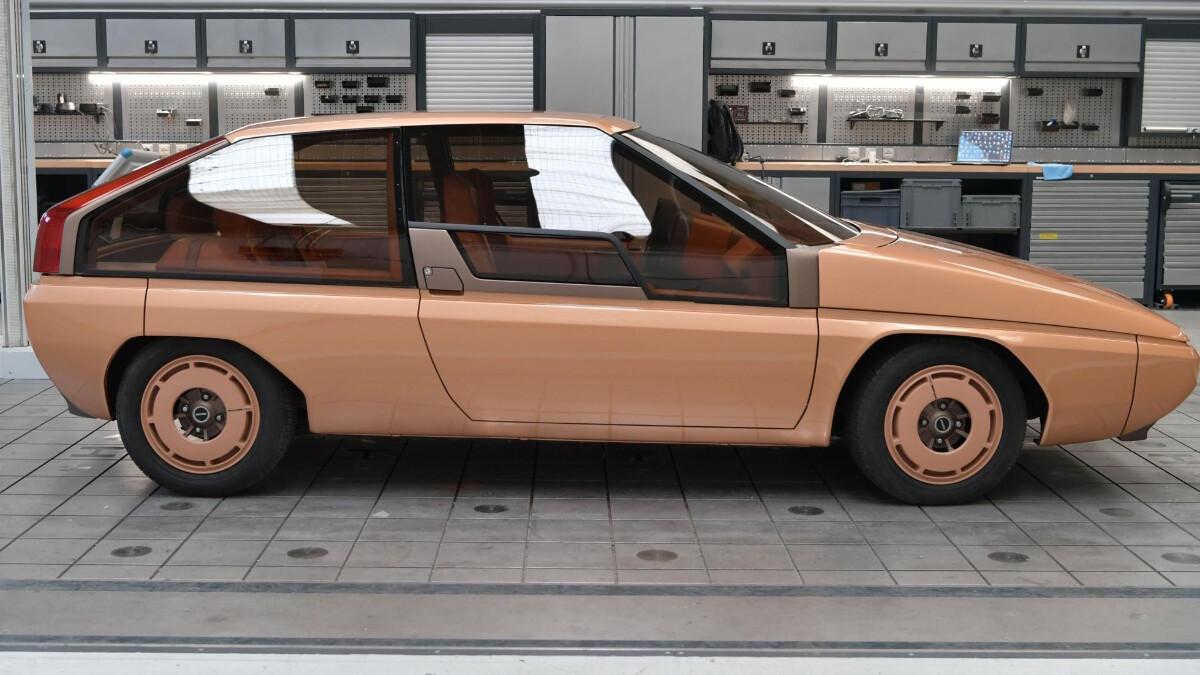 The Mazda MX-81 Aria - Profile