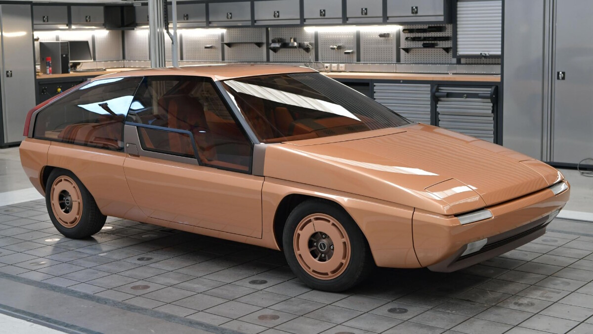 The Mazda MX-81 Aria