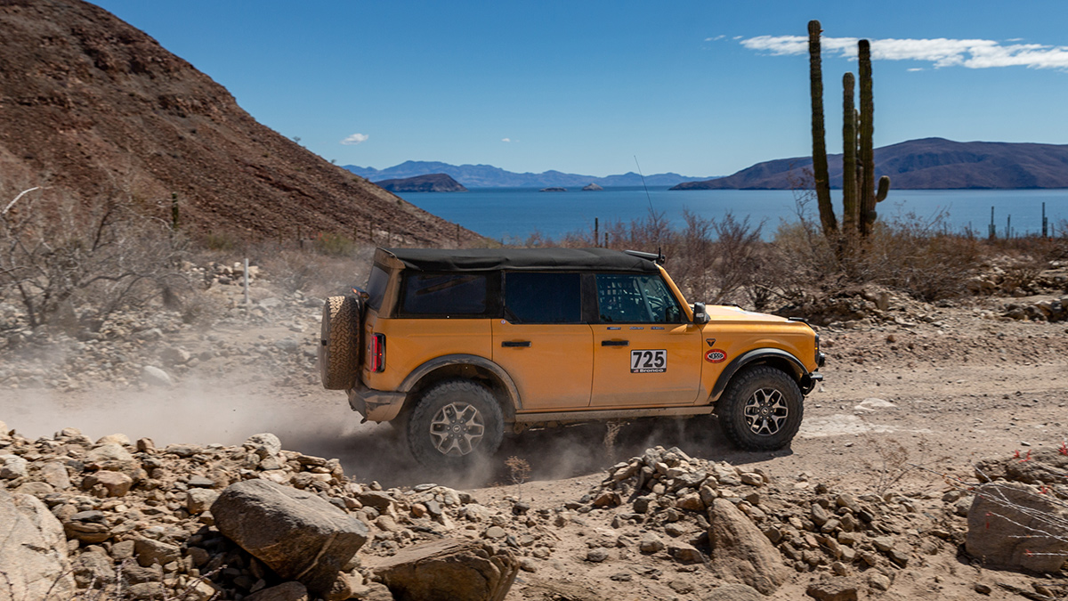 The Ford Bronco - Off Road