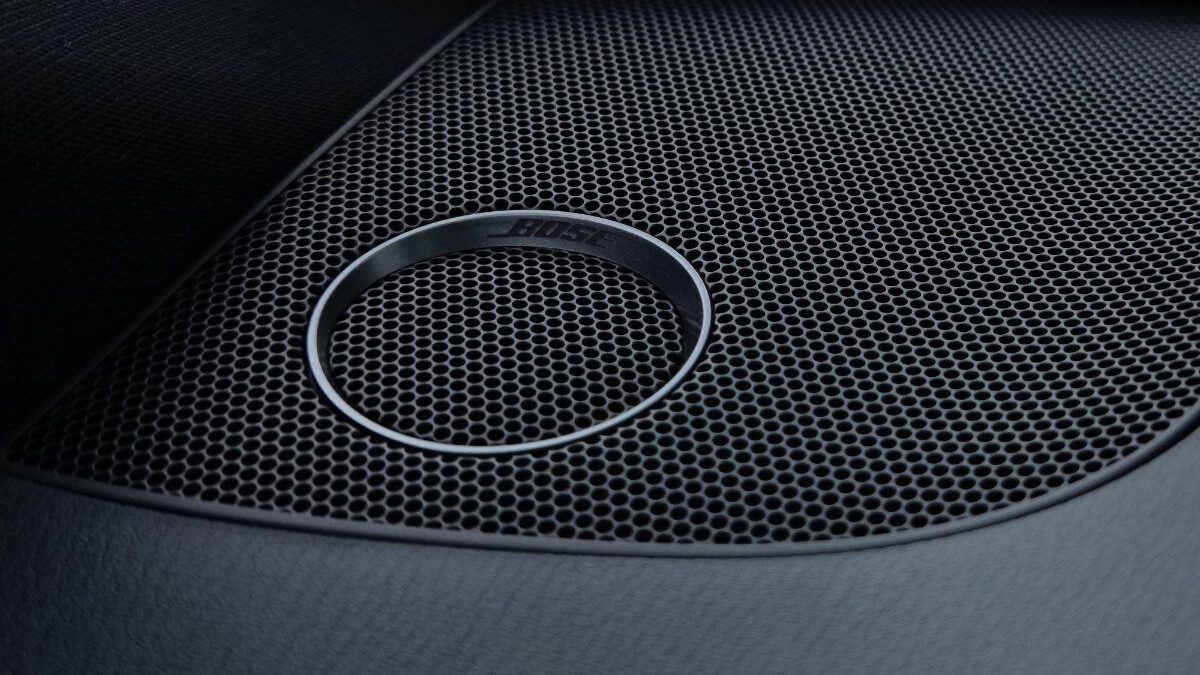 The 2021 Mazda CX-9 AWD Signature - Audio Interface