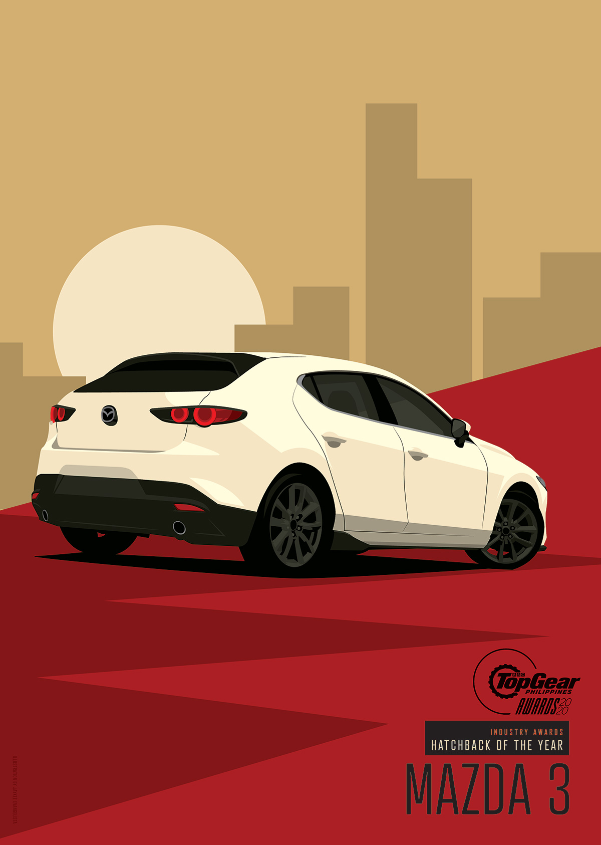 Top Gear Philippines' Hatchback of the Year – Mazda 3
