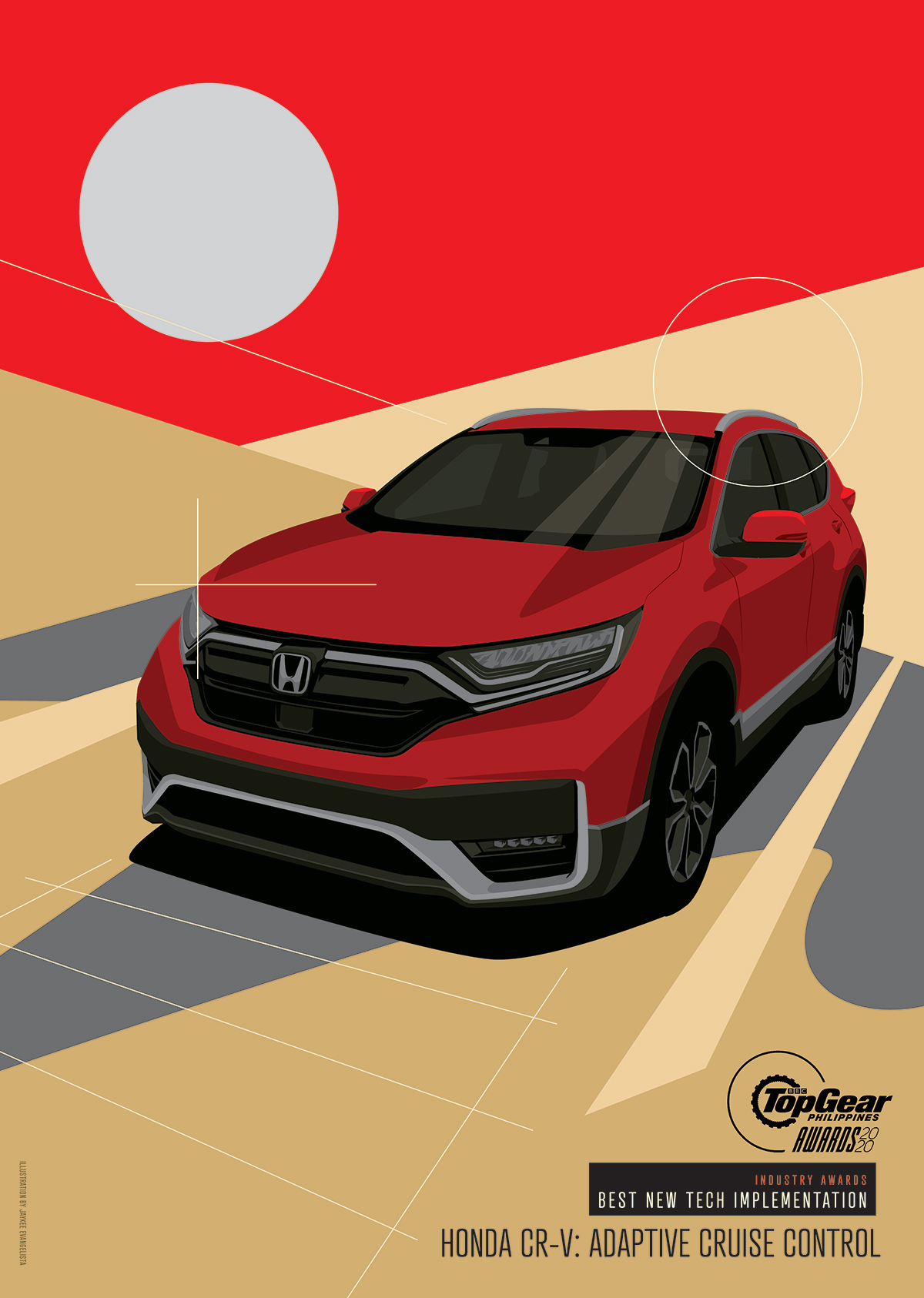 Top Gear Philippines' Best New Tech Implementation – Honda CR-V Adaptive Cruise Control