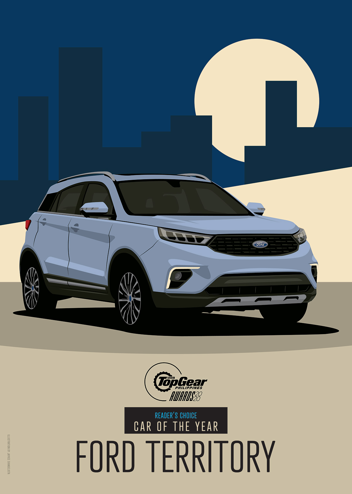 Top Gear Philippines' Reader's Choice: Car of the Year – Ford Territory