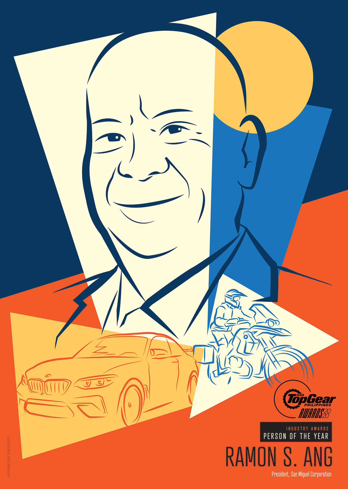Top Gear Philippines' Person of the Year – Ramon Ang