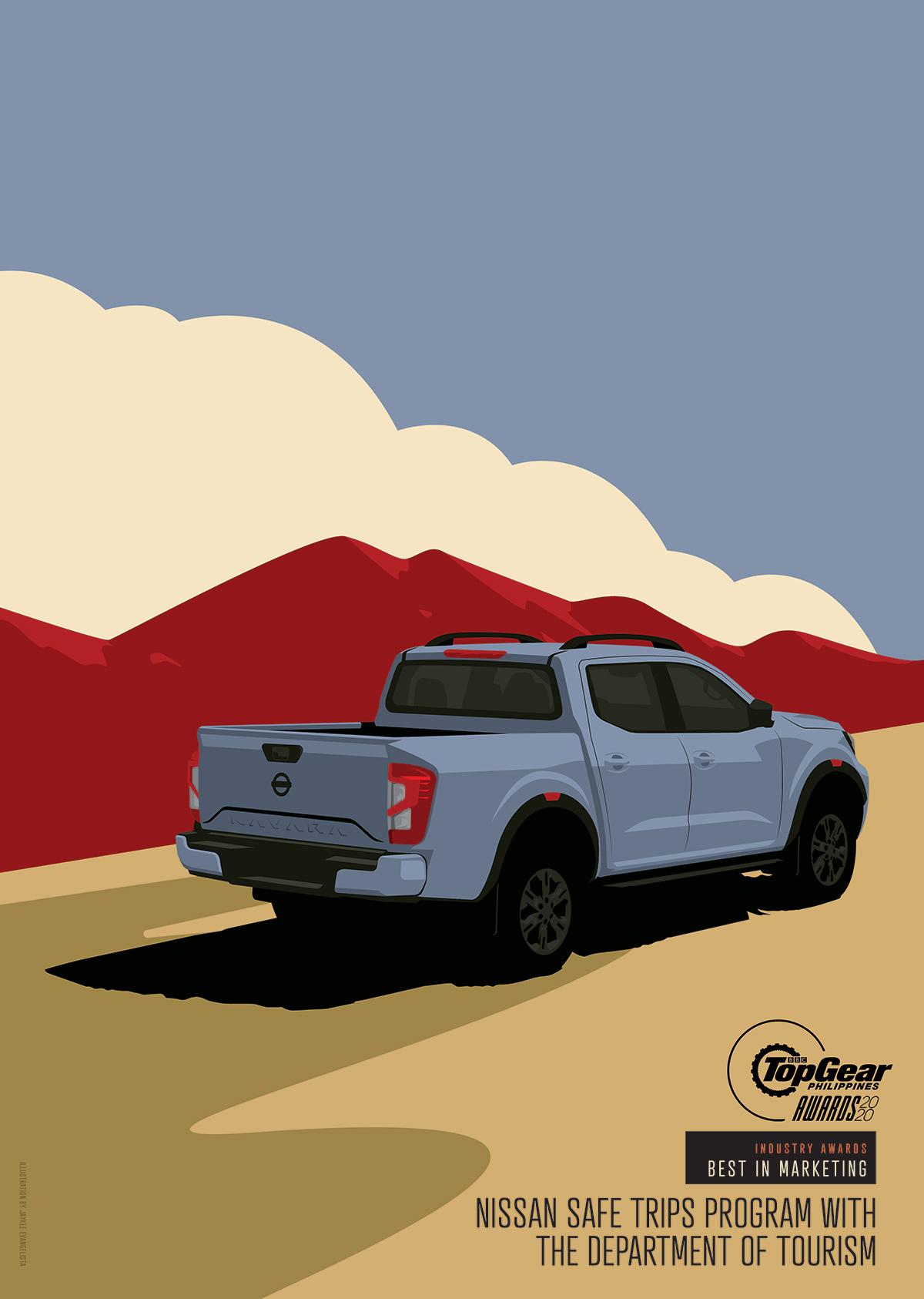 Top Gear Philippines' Best in Marketing – Nissan Safe Trips Program