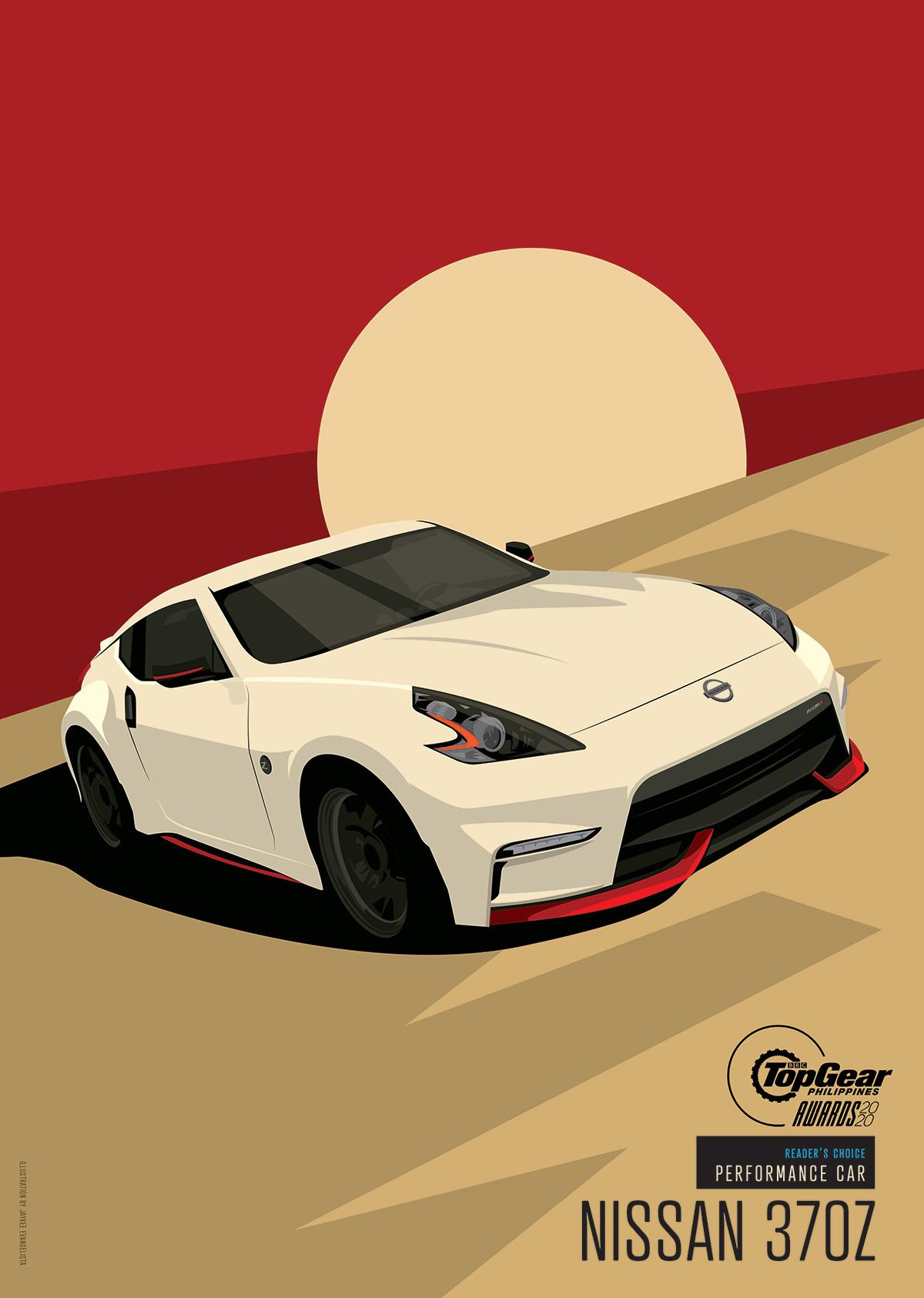 Top Gear Philippines' Reader's Choice: Performance Car: Nissan 370Z