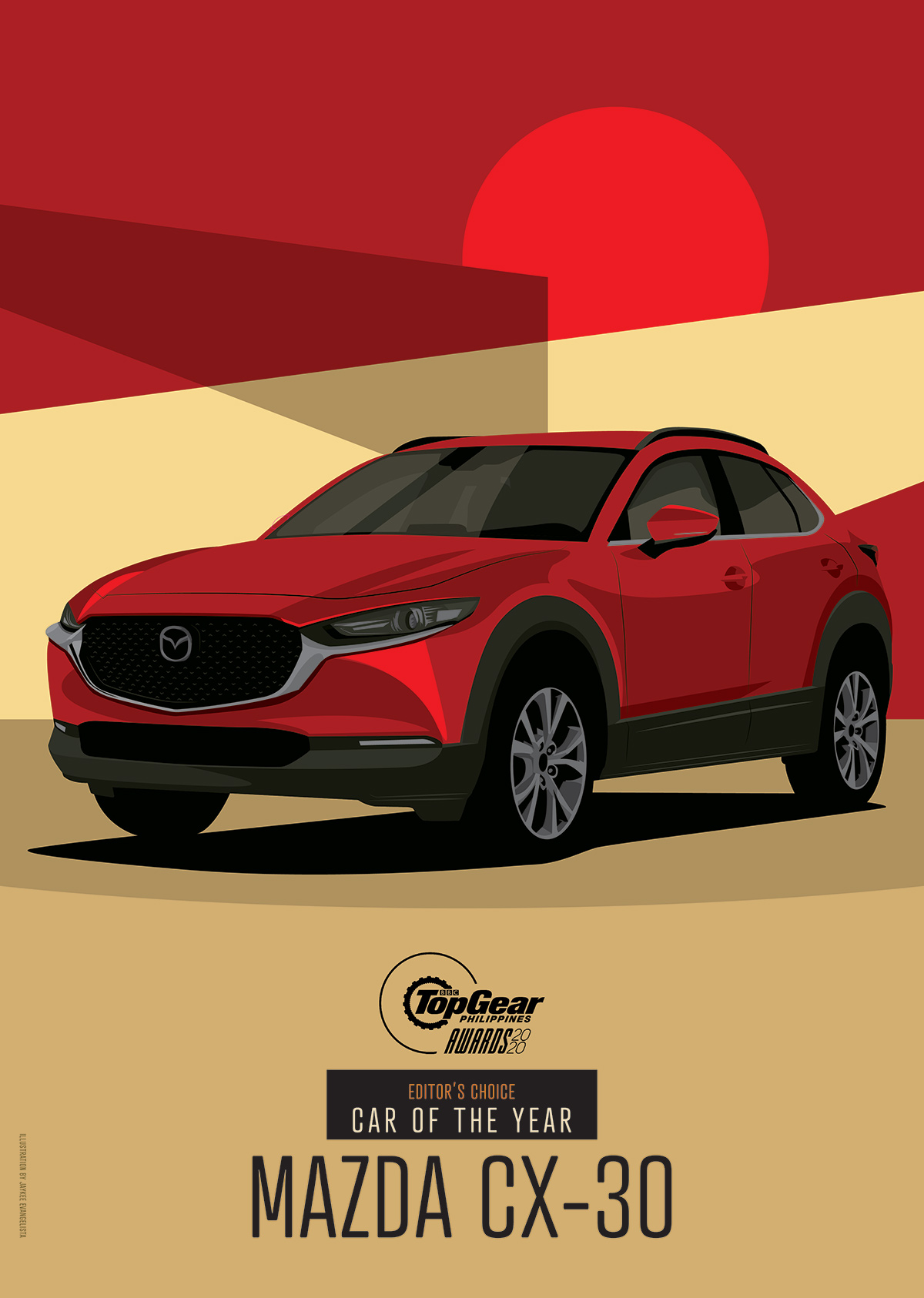 Top Gear Philippines' Car of the Year – Mazda CX-30