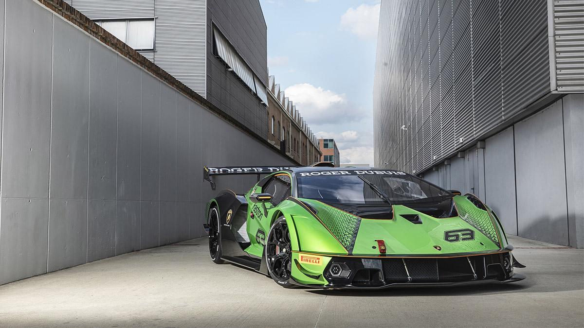 The Lamborghini Essenza SCV12 in Real Life