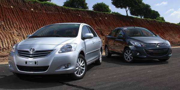 TopGear.com.ph Big Test Poll: Mazda 2 vs Toyota Vios