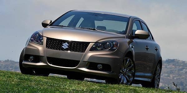 TopGear.com.ph Philippines Car Features - Price this Car: Suzuki Kizashi