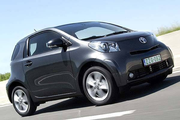 TopGear.com.ph Philippine Car Costing Game - Toyota IQ