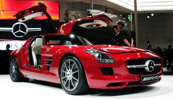 TopGear.com.ph 31st Bangkok International Motor Show - Mercedes-Benz SLS AMG image