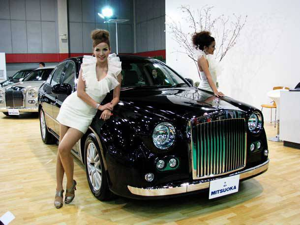 TopGear.com.ph 31st Bangkok International Motor Show - Mitsuoka Galue III image