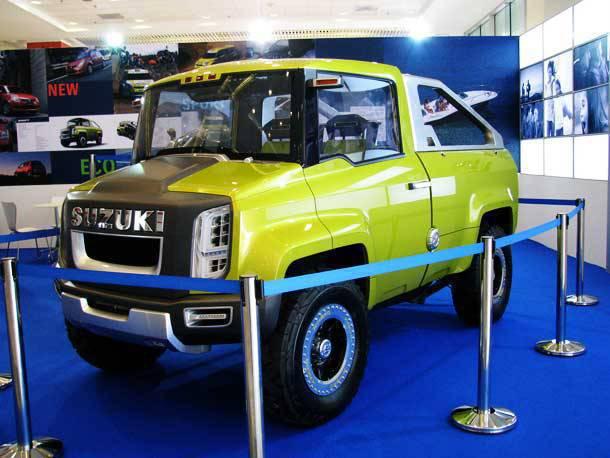 TopGear.com.ph 31st Bangkok International Motor Show - Suzuki X-Head image