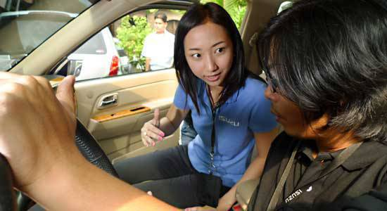 TopGear.com.ph - 2010 Isuzu Alterra with I-Nav System historical road trip