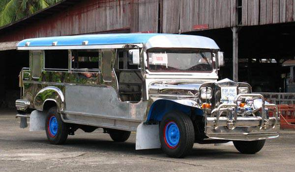 A new Sarao jeepney unit