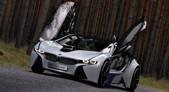 BMW Vision Top Gear Philippines concept cars Frankfurt Motor Show