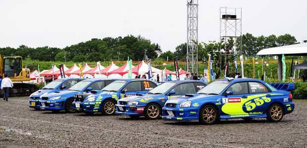 Subaru Top Gear Philippines CAR FEATURES